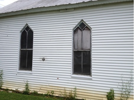 Old Church Windows Needed